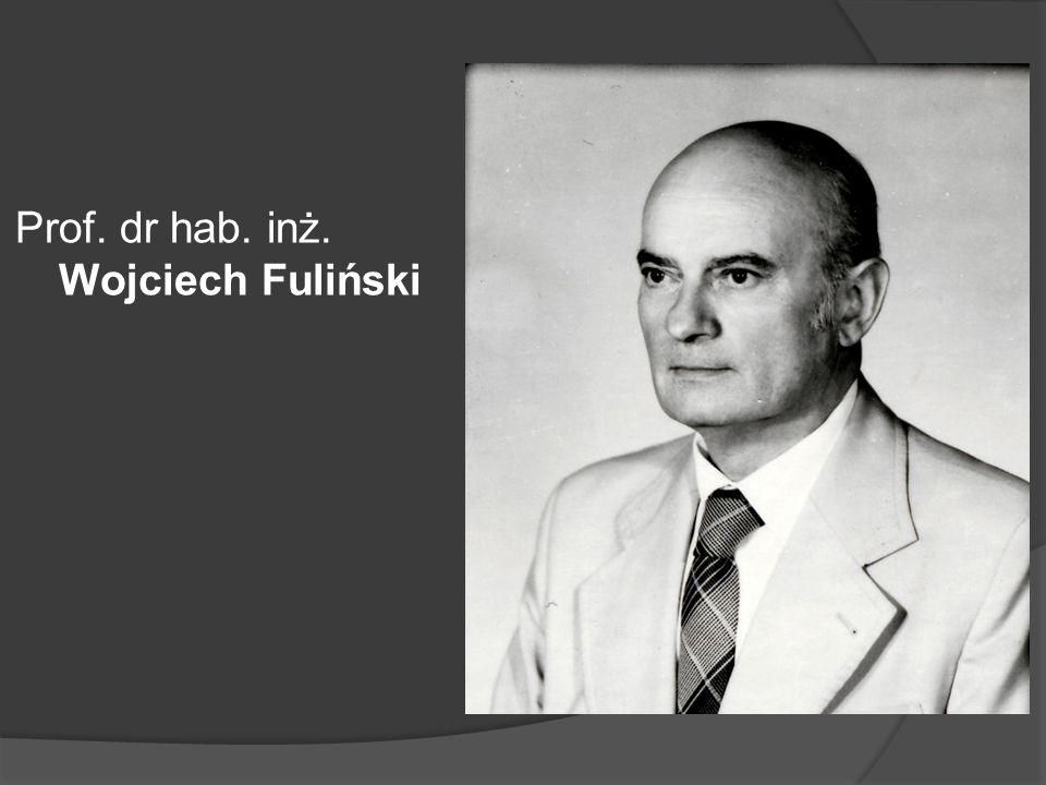 Prof. dr inż. Jerzy Skowroński