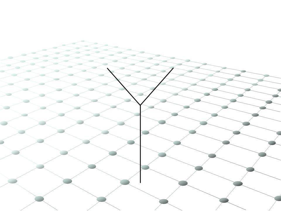 Prześledźmy konstrukcję Rozważmy trójkąt równoboczny o boku długości 1.