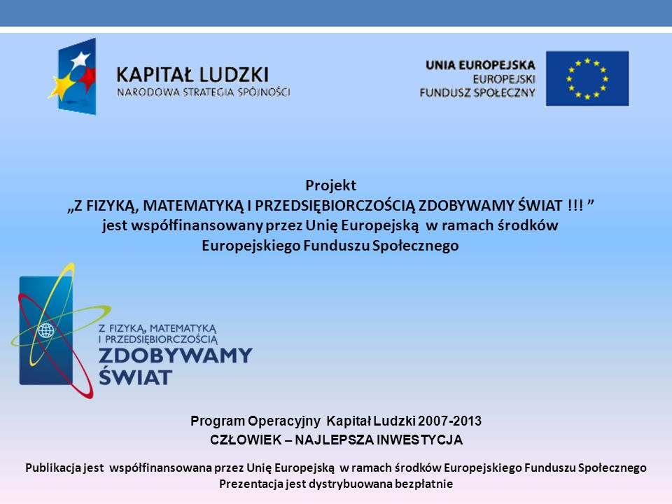 INSTYTUCJE WSPOMAGAJĄCE PRZEDSIĘBIORCZOŚĆ 1.Polska Agencja rozwoju Przedsiębiorczości 2.