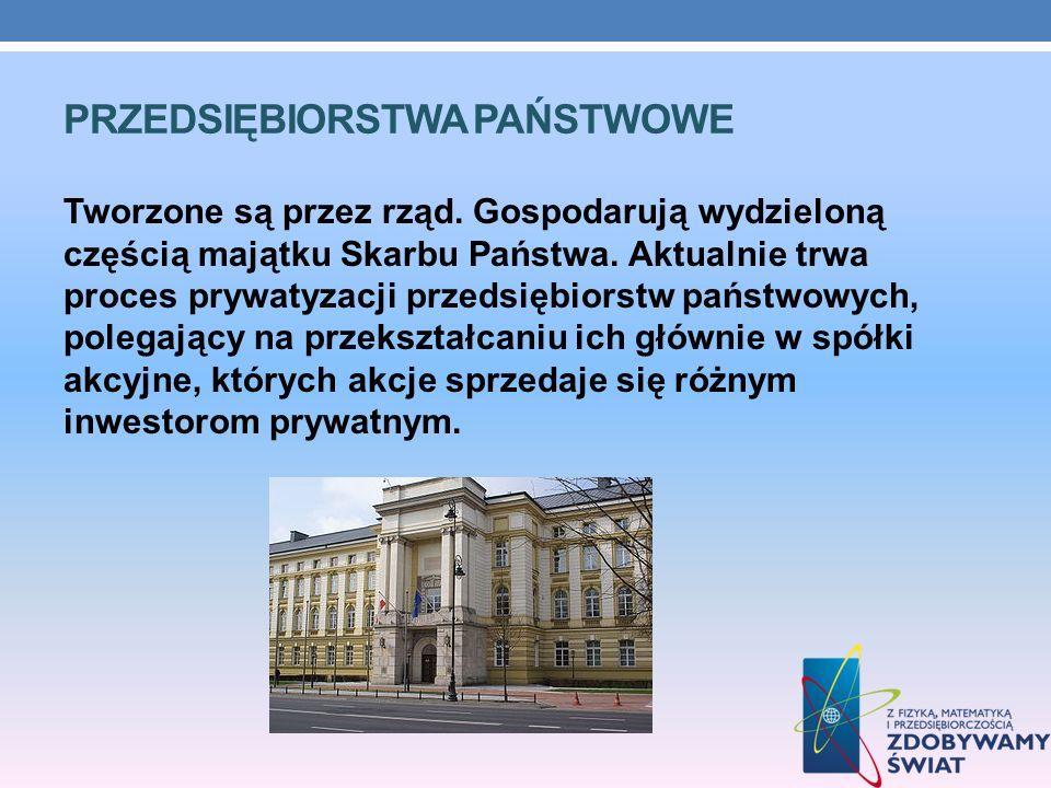 WYBÓR PRZEDSIĘBIORSTWA Po przeanalizowaniu form prawnych i procedur uznaliśmy, że ze względów formalnych najlepszą formą dla osoby rozpoczynającej działalność gospodarczą jest przedsiębiorstwo jednoosobowe.