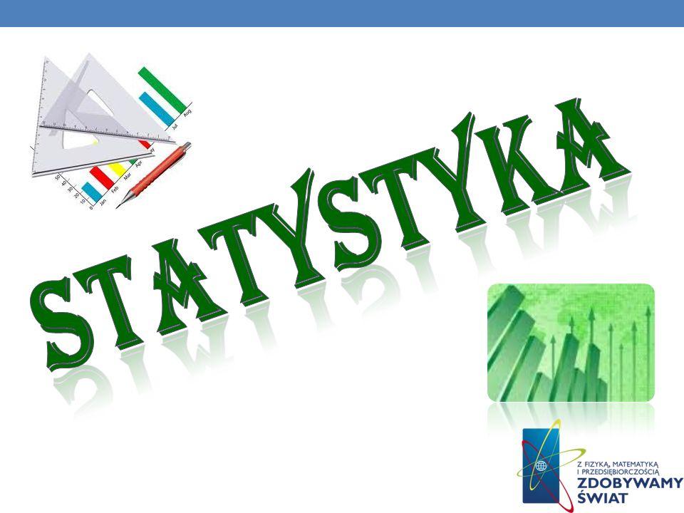 Termin statystyka pochodzi od łacińskiego słowa status, co oznacza stan, położenie, stosunki.