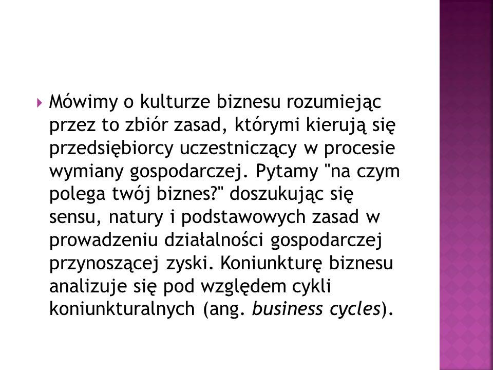 W ekonomii dyscypliną kierowania biznesem, w Polsce częściej nazywaną zarządzaniem, określa się naukę społeczną o zarządzaniu ludźmi i organizacji w c