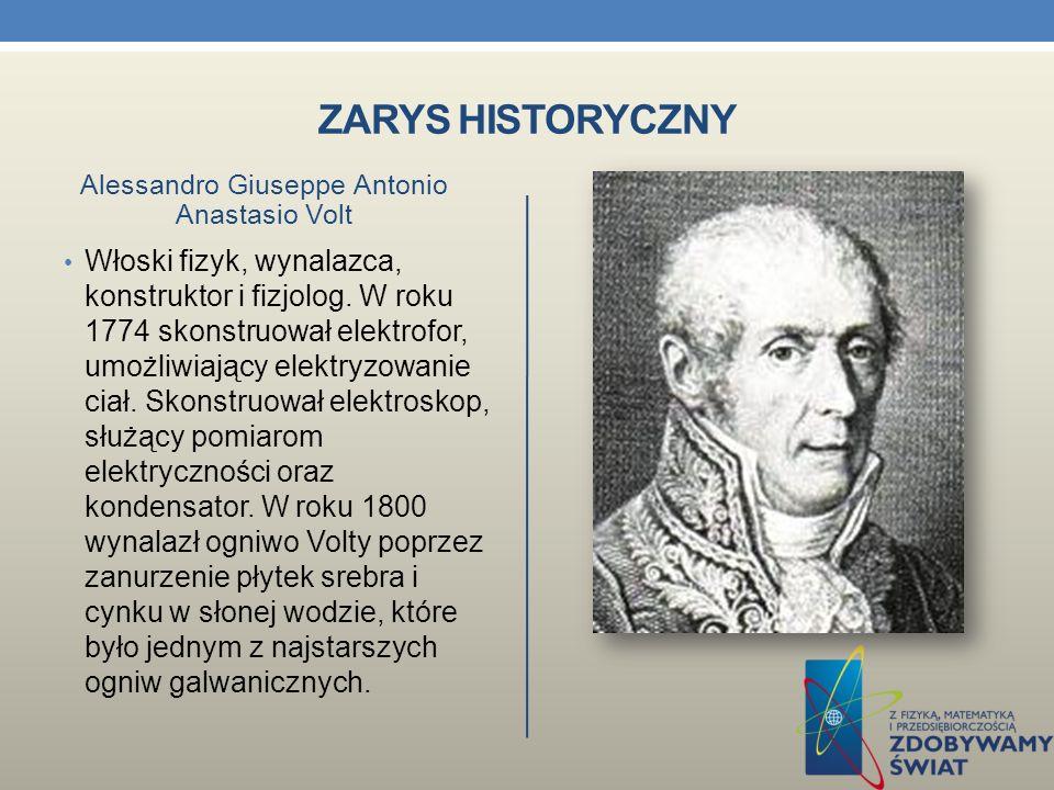 ZARYS HISTORYCZNY Matematyk niemiecki, profesor politechniki w Norymberdze w latach 1833-1849 i uniwersytetu w Monachium po roku 1849. Napisał prace g
