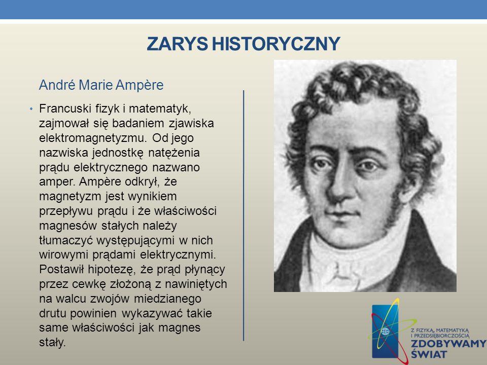 ZARYS HISTORYCZNY Włoski fizyk, wynalazca, konstruktor i fizjolog. W roku 1774 skonstruował elektrofor, umożliwiający elektryzowanie ciał. Skonstruowa