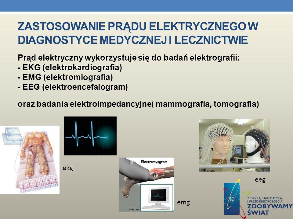 PRAKTYCZNE ZASTOSOWANIE ELEKTROLIZY Elektroliza jest procesem stosowanym na skalę przemysłową m.in.