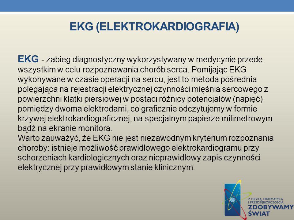 OPIS BADANIA EEG Badanie jest przeprowadzane przez technika EEG w specjalnym pomieszczeniu, albo w szpitalu albo w przychodni. Pacjent leży na leżance
