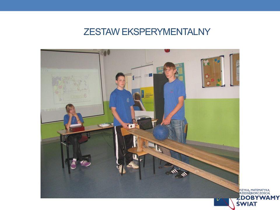 ZESTAW EKSPERYMENTALNY