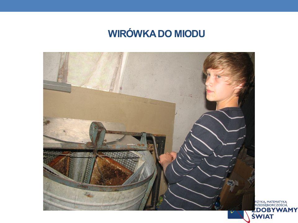 WIRÓWKA DO MIODU