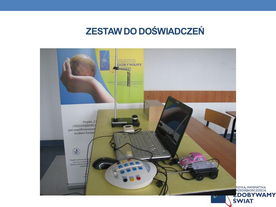 ZESTAW DO DOŚWIADCZEŃ
