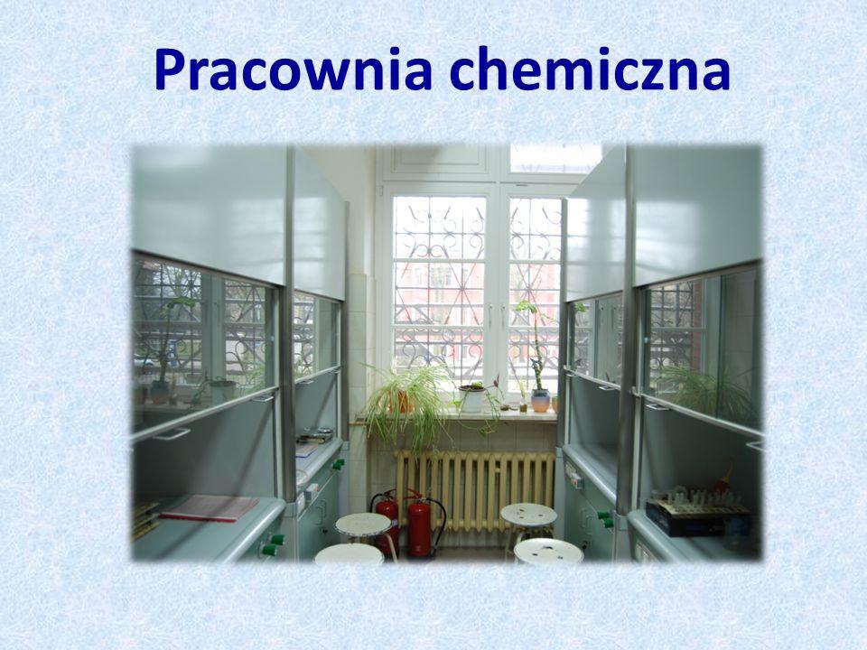 Pracownia chemiczna