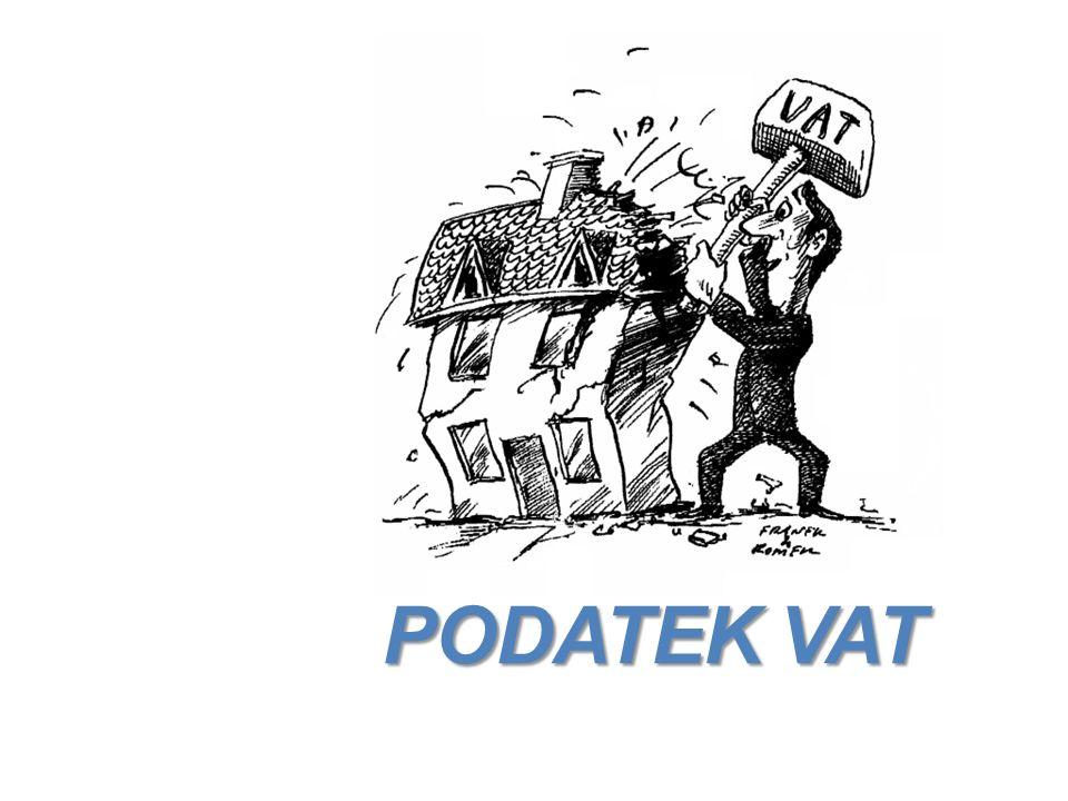 PODATEK V VV VAT