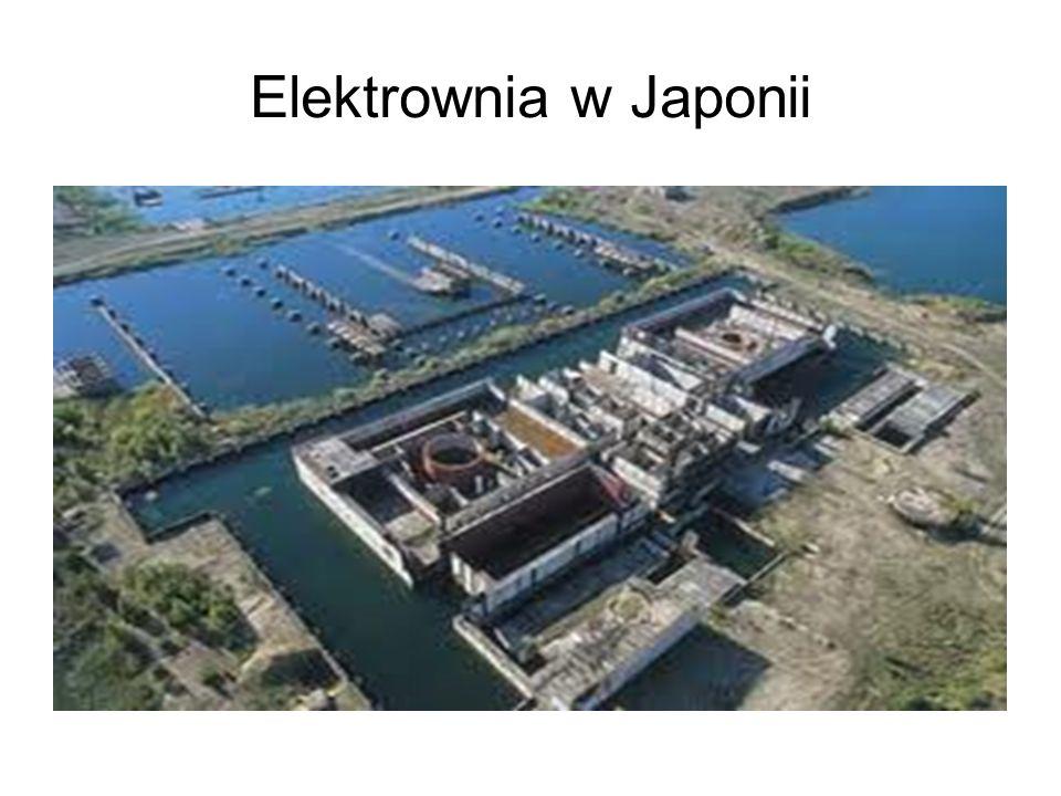 Elektrownia w Japonii