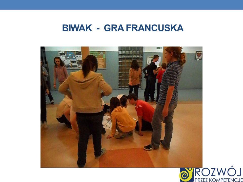 BIWAK - GRA FRANCUSKA