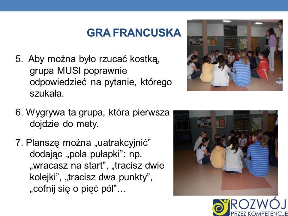 GRA FRANCUSKA 5.