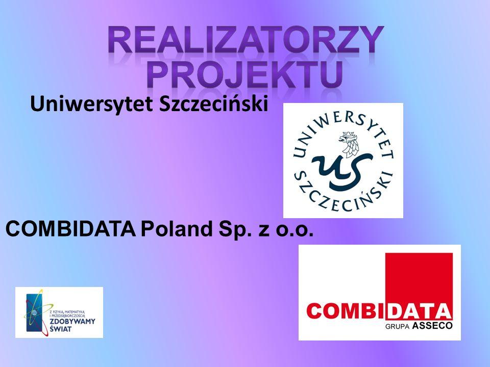 Uniwersytet Szczeciński COMBIDATA Poland Sp. z o.o.