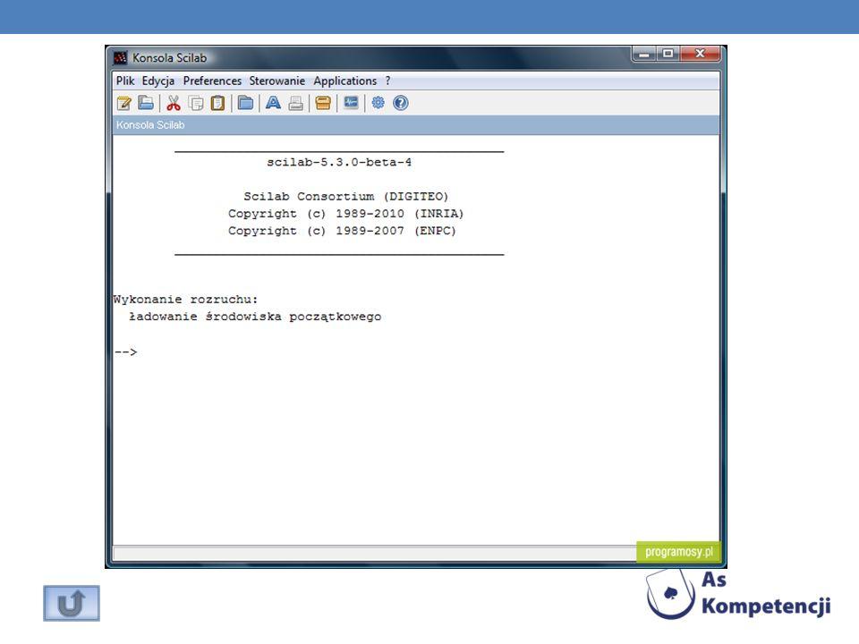 MAXIMA Maxima to jeden z najlepszych programów typu CAS (Computer Algebra System) tj.