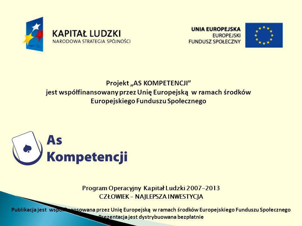 Mocny fundament naukowy Dostępność środków finansowych Zasoby wiedzy (zarówno technologicznej jak i biznesowe