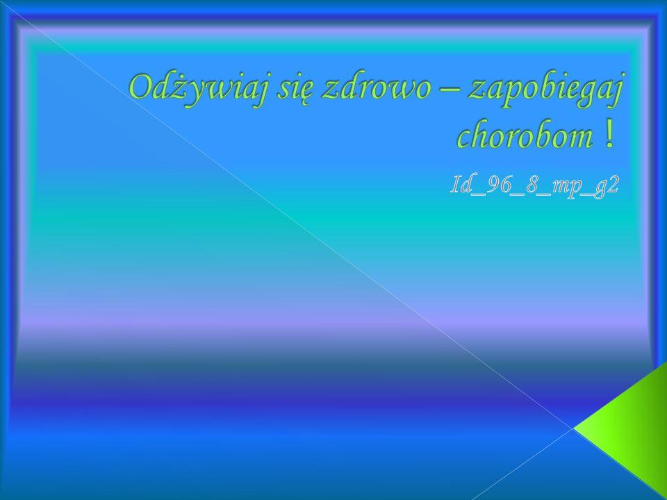 Nazwa szkoły: Zespół Szkół w Ostaszewie ID grupy: 96/8. Opiekun: Joanna Czerwińska Kompetencja: Matematyczno-przyrodnicza Temat projektowy: Odżywiaj s