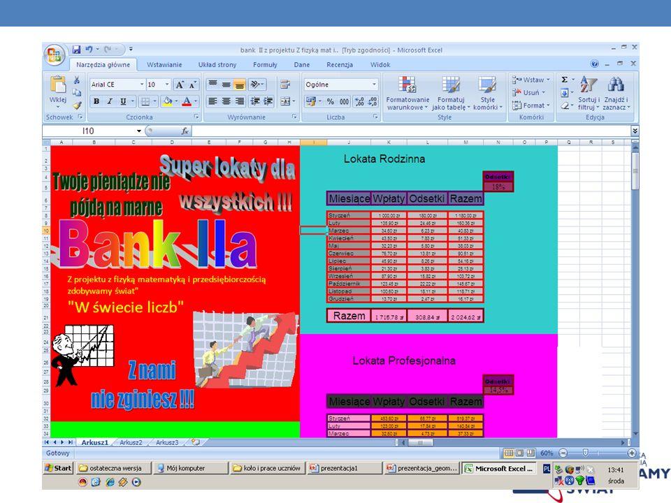 Liczby w Excelu…