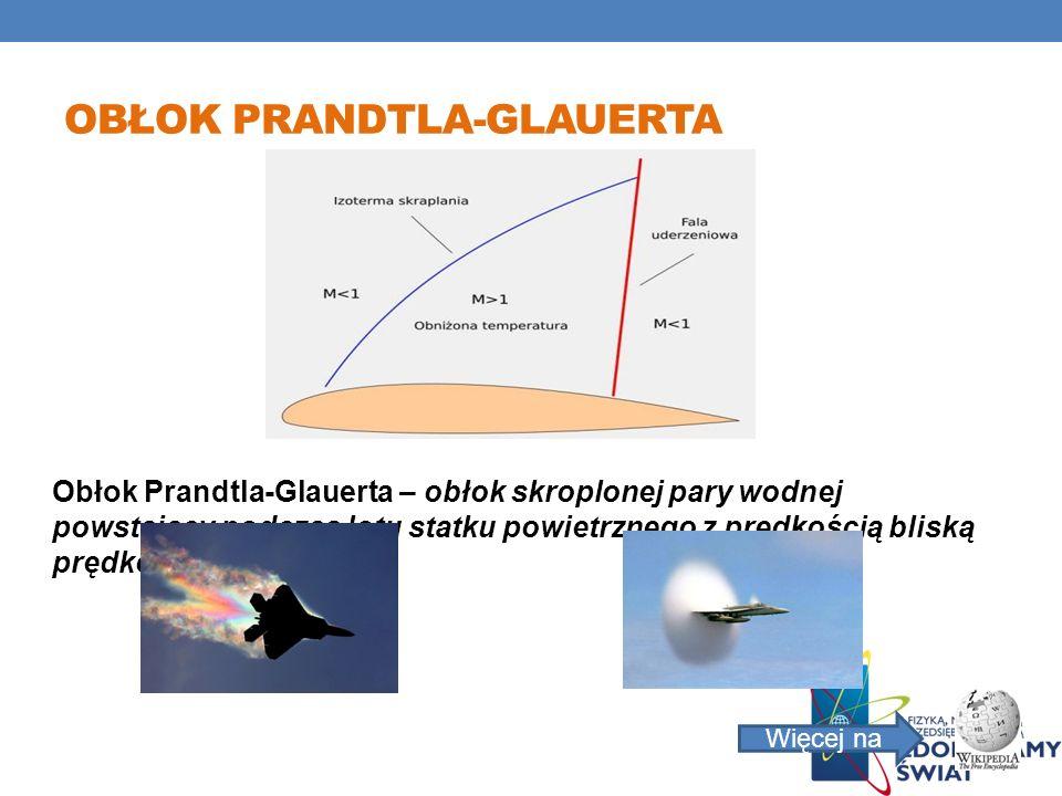 PRĘDKOŚĆ NADDŹWIĘKOWA Prędkość naddźwiękowa (supersoniczna) – w aerodynamice prędkość obiektu lub przepływu, poruszającego się szybciej niż prędkość dźwięku (przy temp.