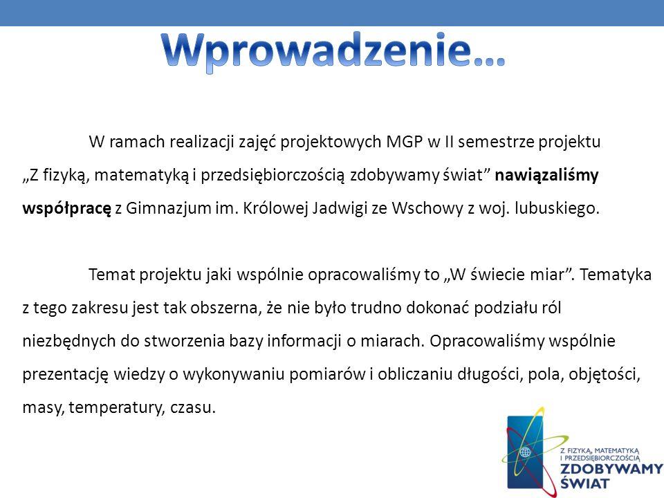Ustawa Prawo o miarach z dnia 11 maja 2001 r.(Dz.