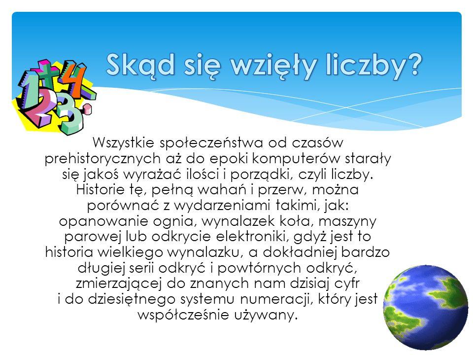 Kraszewski Jan, Jak liczyli starożytni Rzymianie.Matematyka 2012, nr 2, str.