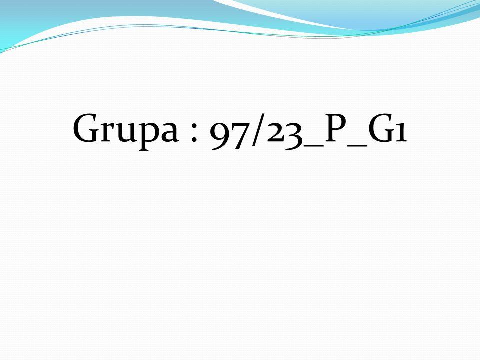 Grupa : 97/23_P_G1