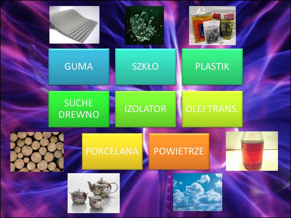 Substancje zachowujące się w pewnych warunkach jak dielektryk, a w innych jak przewodnik Arsenek galu Antymonek glinu KRZEM German