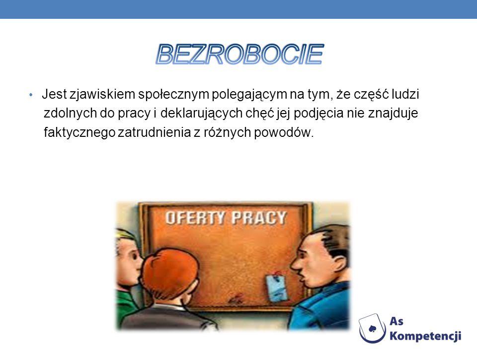 W Polsce istnieją obecnie dwa źródła informacji o bezrobociu: rejestracja osób bezrobotnych w urzędach pracy, gdzie tworzą statystykę rynku pracy w oparciu o swoje rejestry osób bezrobotnych i ofert pracy; badanie aktywności ekonomicznej ludności (BAEL) prowadzone jest przez GUS co kwartał