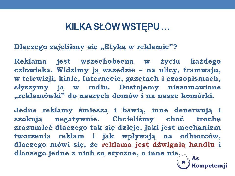 PRZYKŁADY ETYCZNEGO ZACHOWANIA FIRM WOBEC ŚRODOWISKA NATURALNEGO Poli Trade Polska Sp.