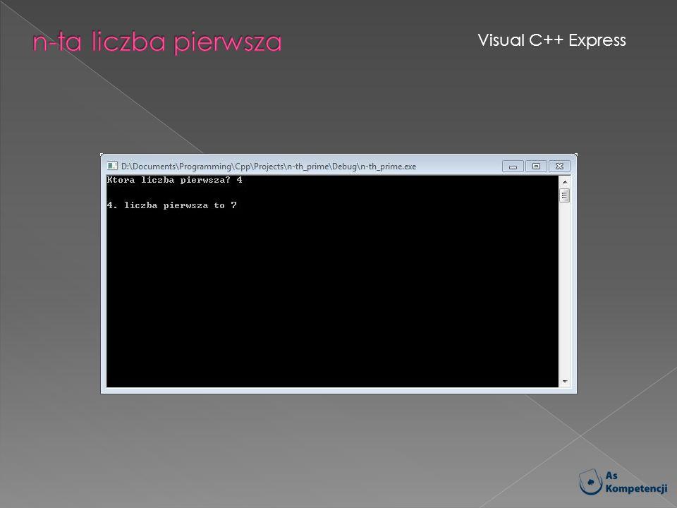 Visual C++ Express
