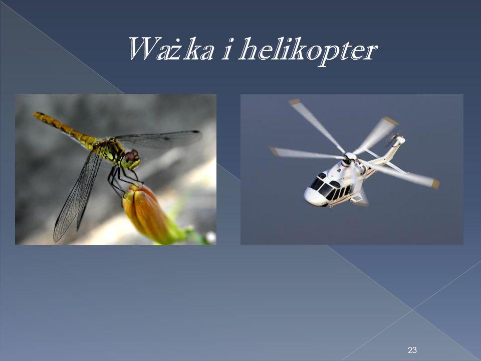 Wa ż ka i helikopter 23