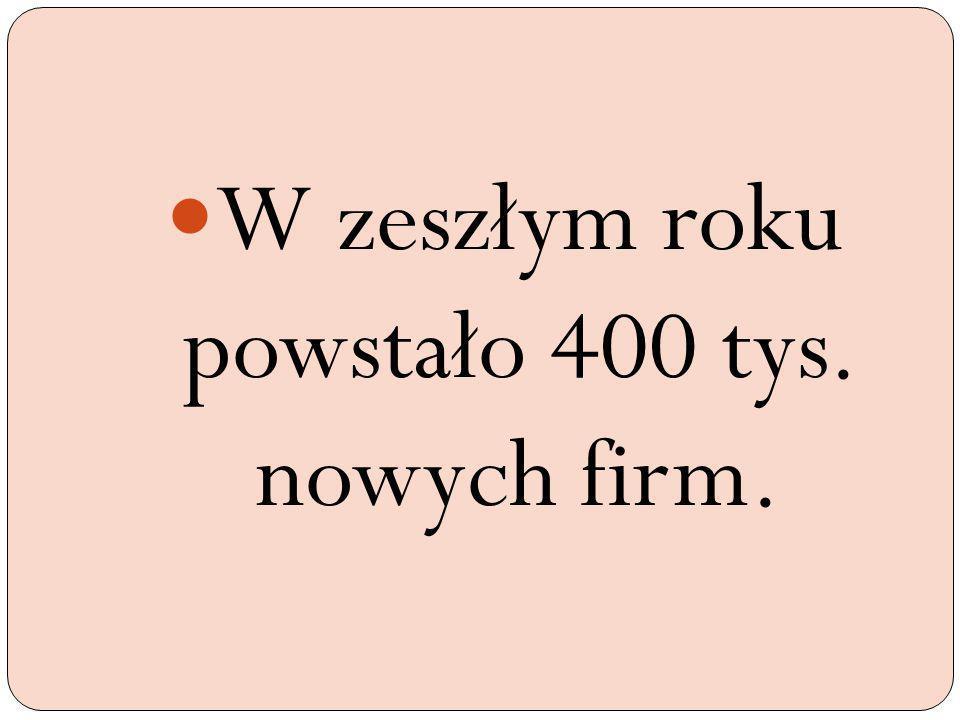 Moda na zdrowe od ż ywianie ma si ę dobrze, a produkty z naklejkami Eko sprzedaj ą si ę jak ś wie ż e bu ł eczki.