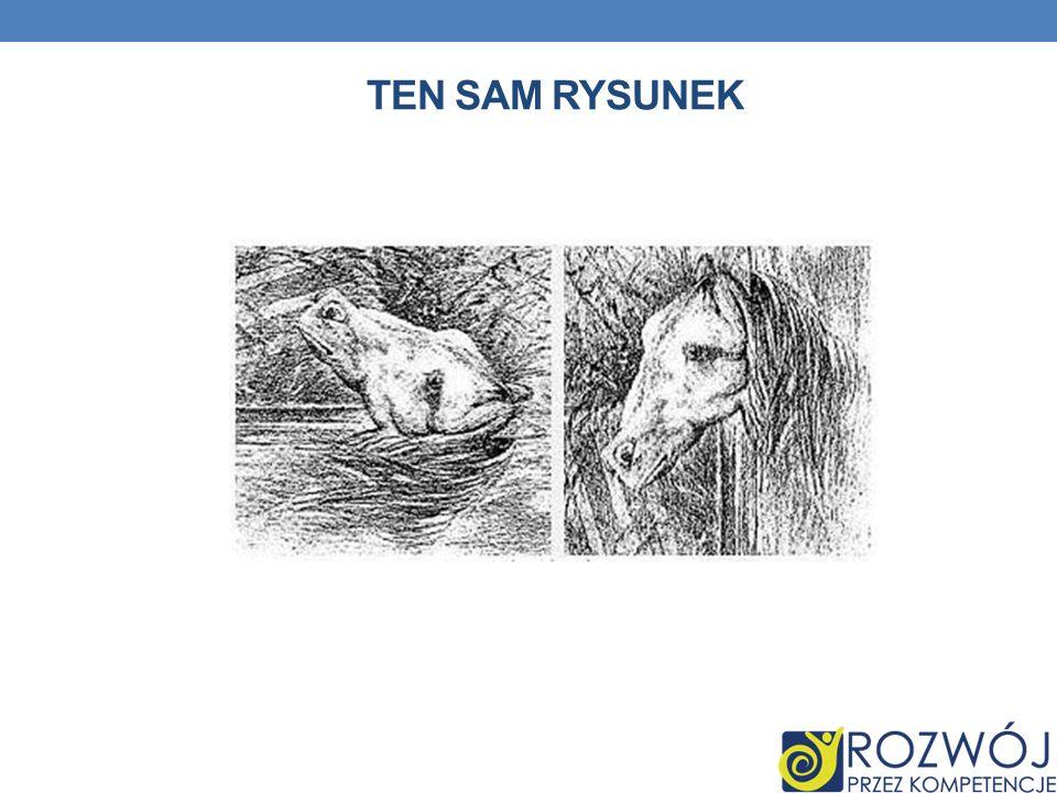 TEN SAM RYSUNEK