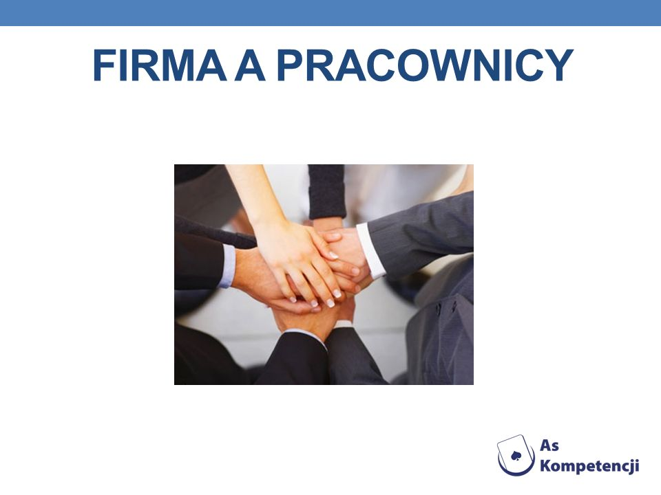 FIRMA A PRACOWNICY