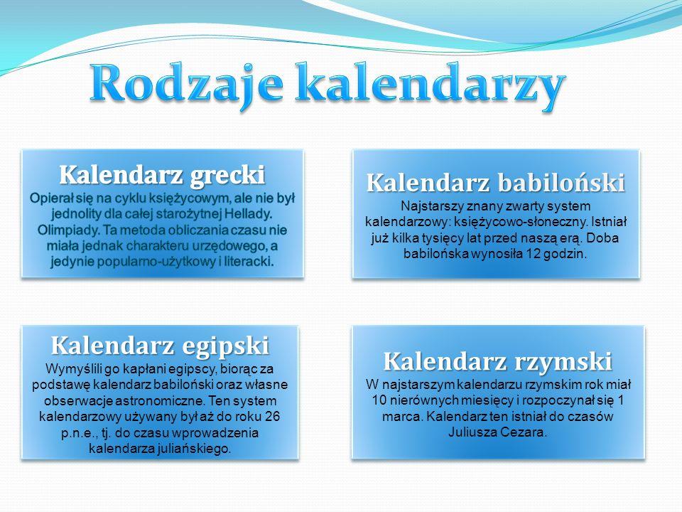 Kalendarz Kalendarz – umowna, przyjęta w danej społeczności bądź kulturze rachuba czasu.