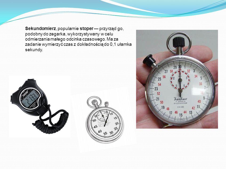 tarczę i wskazówki cyfrowe Zegary można podzielić na wykorzystujące do wskazań tarczę i wskazówki oraz cyfrowe – wykorzystujące do wskazań wyświetlacz