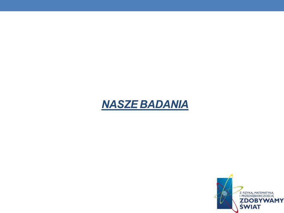 NASZE BADANIA