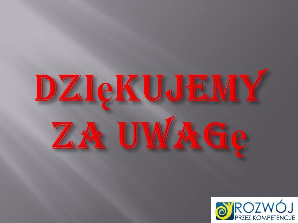 Strony internetowe: www.wikipedia.pl www.google.pl Literatura: Roman Grzybowski Fizyka i astronomia 2 2007 Maria Rozenbajgier, Ryszard Rozenbajgier, Jerzy M.