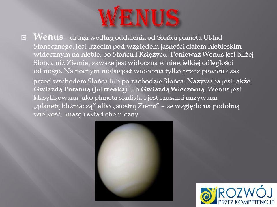 Merkury – najmniejsza i najbliższa Słońcu planeta Układu Słonecznego.