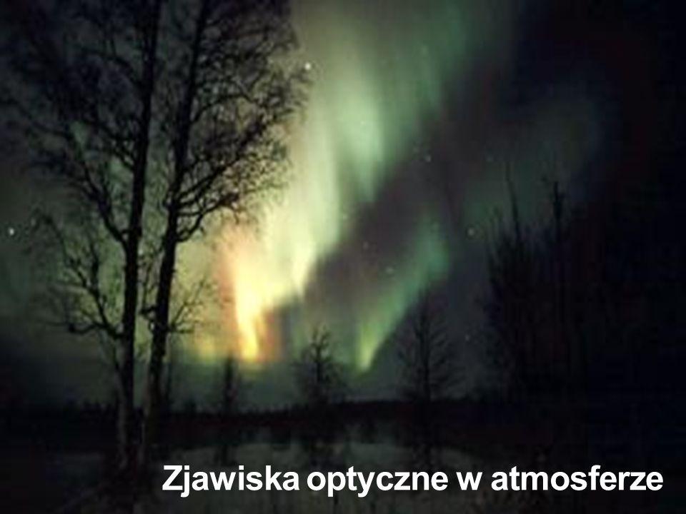 Menu Gloria Halo Iryzacja Miraż Miraż dolny Miraż górny Refrakcja atmosferyczna Słońce poboczne Słup słoneczny Tęcza Widmo Brockenu Wieniec