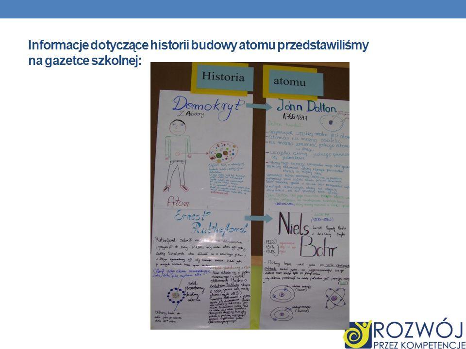 2.Cząsteczki. Atomy różnych pierwiastków łączą się w reakcjach chemicznych tworząc cząsteczki.