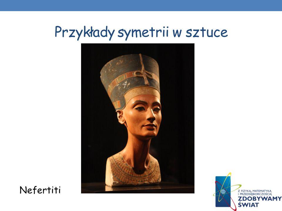Przykłady symetrii w sztuce Witraże