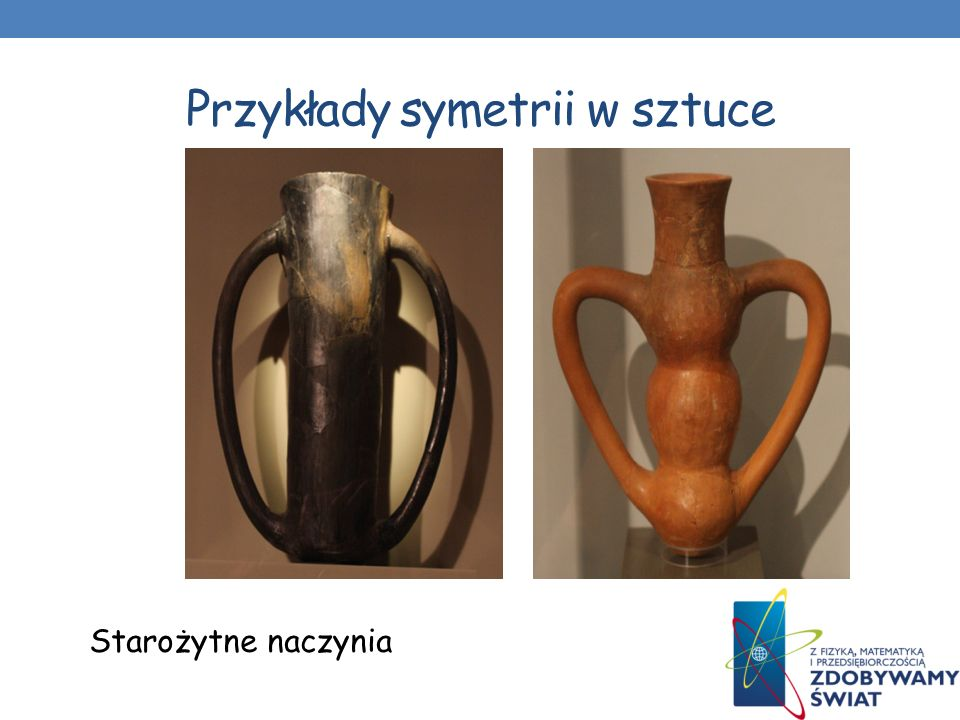 Przykłady symetrii w sztuce Nefertiti