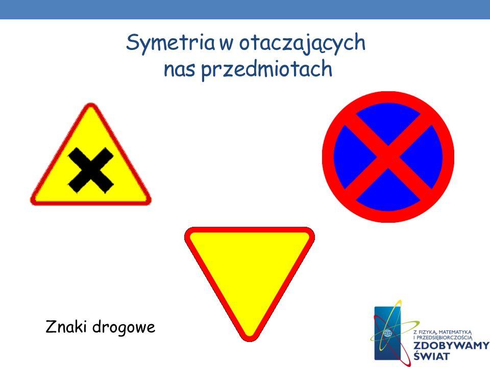 Przykłady symetrii w sztuce Antefiks