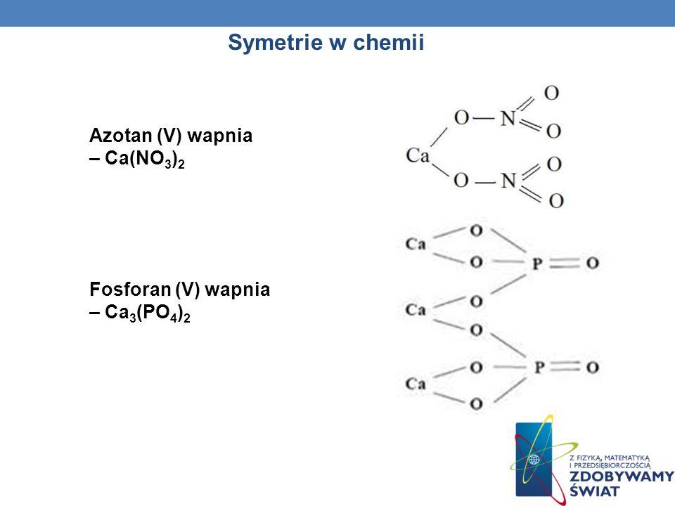 Symetrie w chemii Kwas siarkowy (IV) as siarkowy (VI)