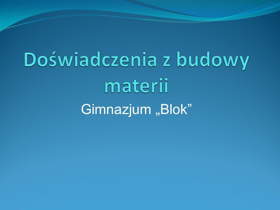 Gimnazjum Blok