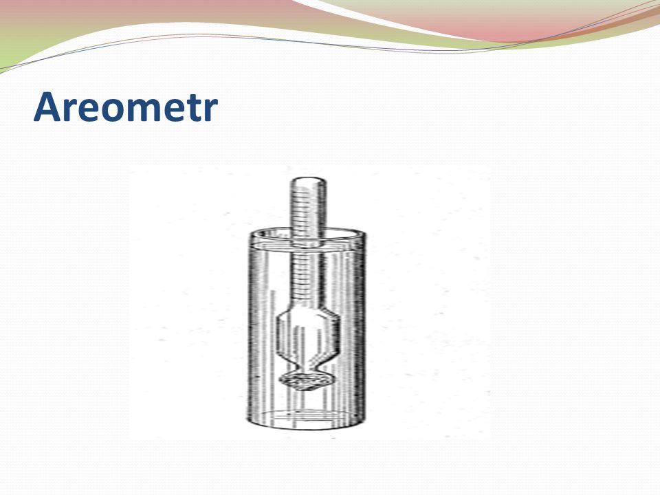 Gęstość większości substancji zmniejsza się wraz ze wzrostem temperatury (jednym z wyjątków jest woda w temperaturze poniżej 4 °C).