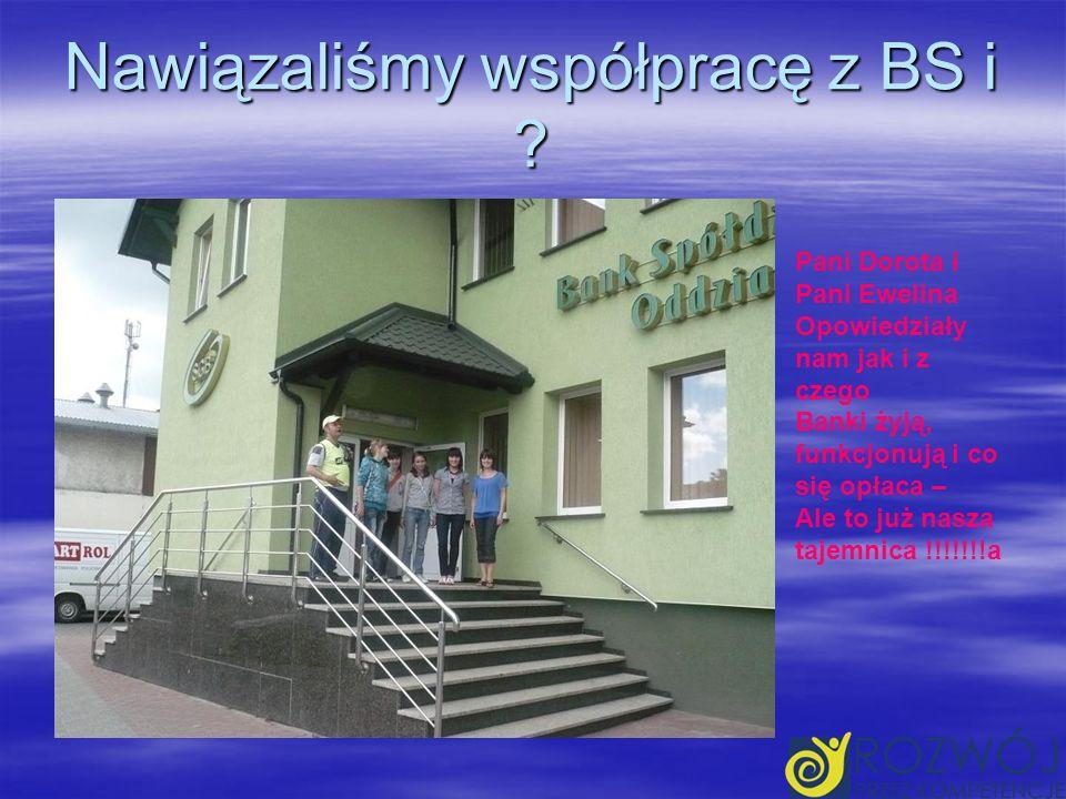 CZAS NA KONKRETY – SKĄD WZIĄŚĆ KASĘ? LIDER GRUPY Radek – sprawdził – co ma do zaoferowania nasz bank w Zblewie