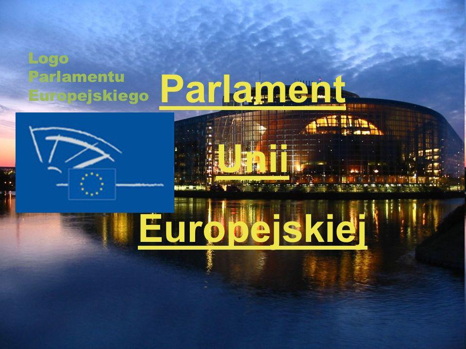 Parlament Unii Europejskiej Logo Parlamentu Europejskiego